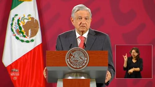 RECONOCE AMLO PROBLEMA GRAVE DE SEGURIDAD EN GUANAJUATO