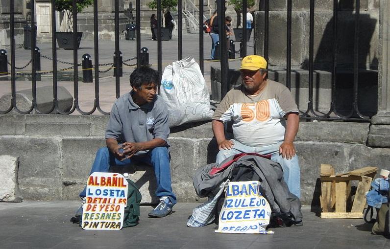 HASTA 17 MILLONES DE EMPLEOS INFORMALES PODRÍAN PERDERSE EN MÉXICO