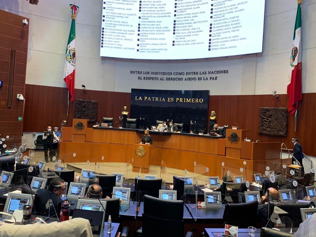 APRUEBAN DIPUTADOS LEYES ARMONIZADORAS DEL T-MEC