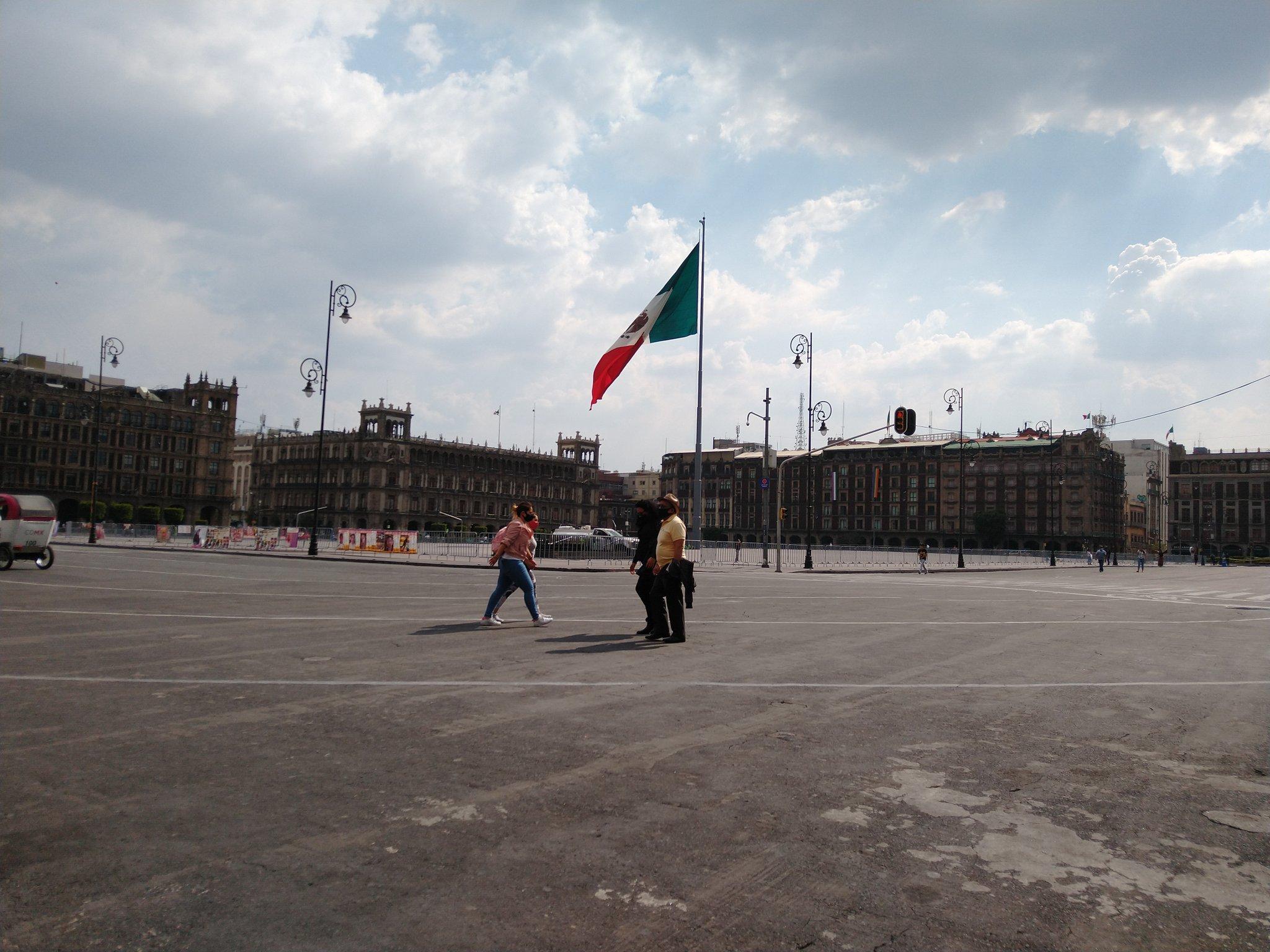 POR APELLIDOS SE PODRÁ VISITAR EL CENTRO HISTÓRICO DE LA CDMX