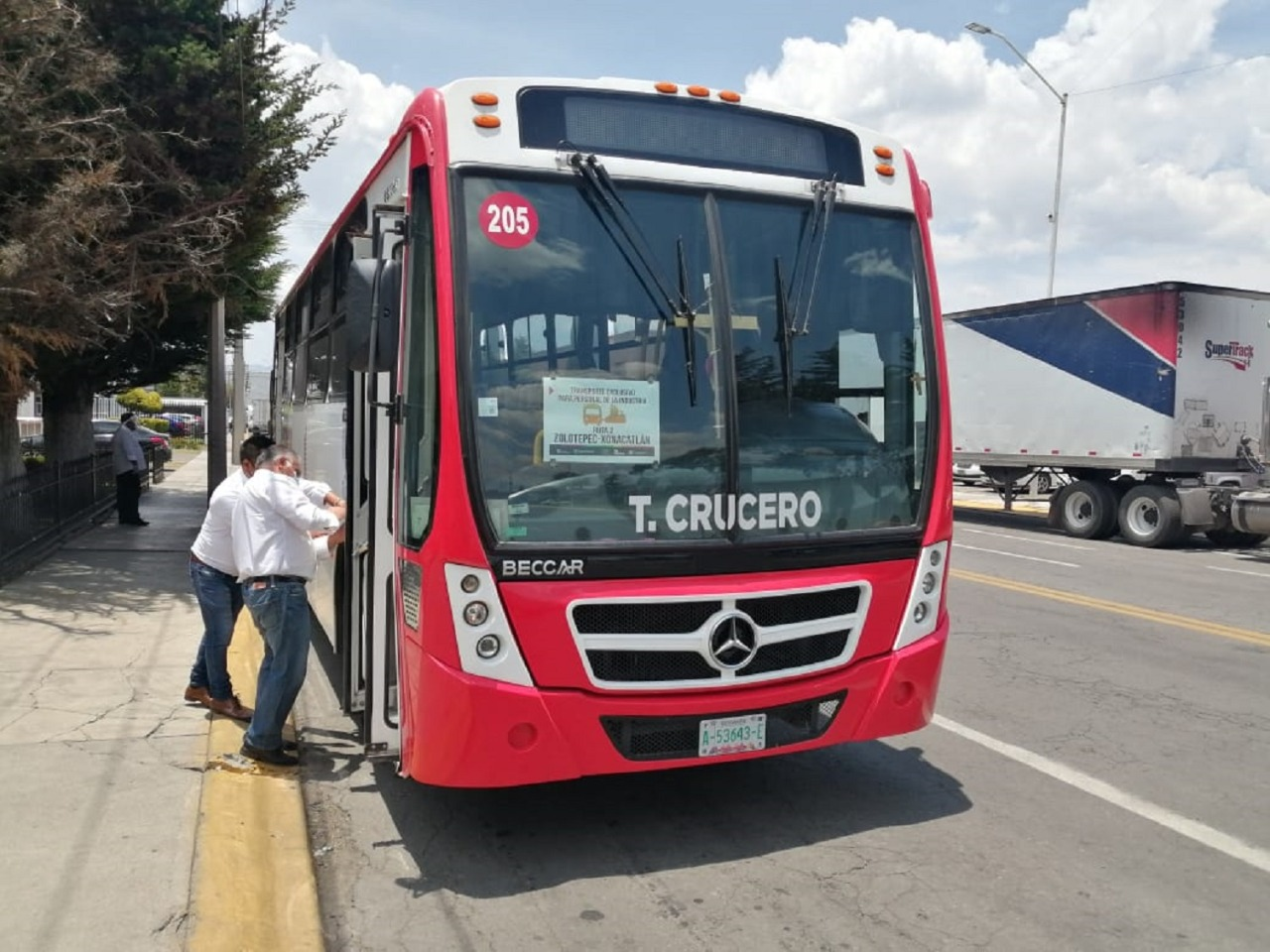 BENEFICIA PROGRAMA DE SENDERO SEGURO A MIL 700  TRABAJADORES DE LA INDUSTRIA MEXIQUENSE
