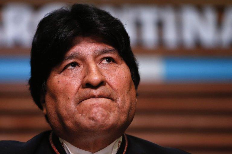 FISCALÍA DE BOLIVIA ORDENA DETENER A EVO MORALES POR TERRORISMO