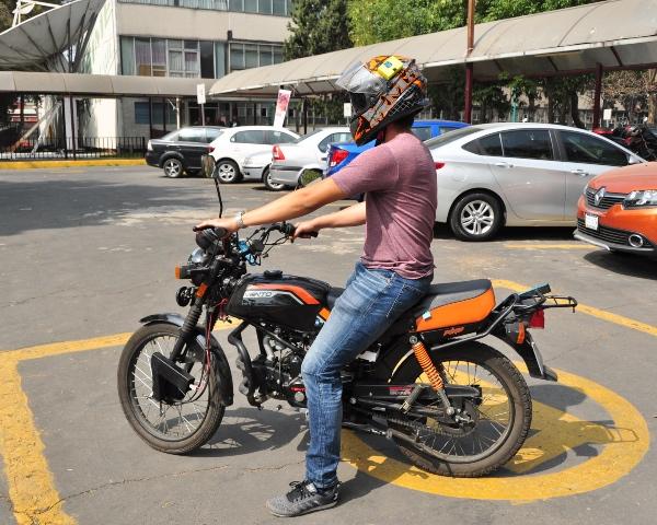 CREAN SISTEMA DE SEGURIDAD PARA COMBATIR EL ROBO DE MOTOCICLETAS