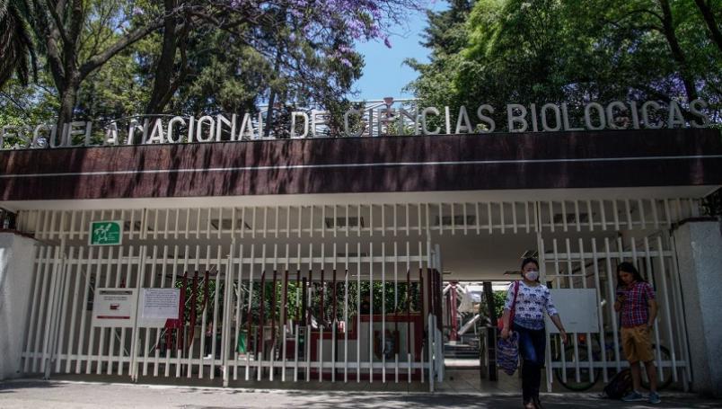 DURANTE PANDEMIA, 35 MIL ALUMNOS DEL IPN NO HAN TOMADO CLASES EN LÍNEA