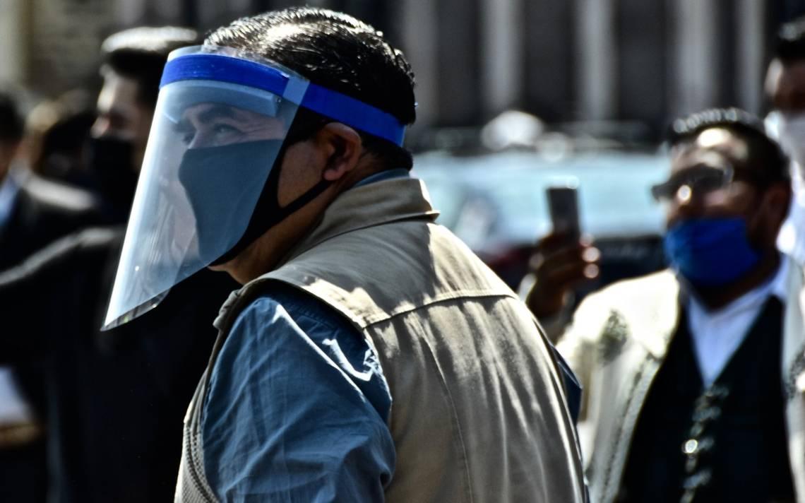 5 MIL 524 MEXIQUENSES HAN PERDIDO LA VIDA A CONSECUENCIA DEL COVID-19