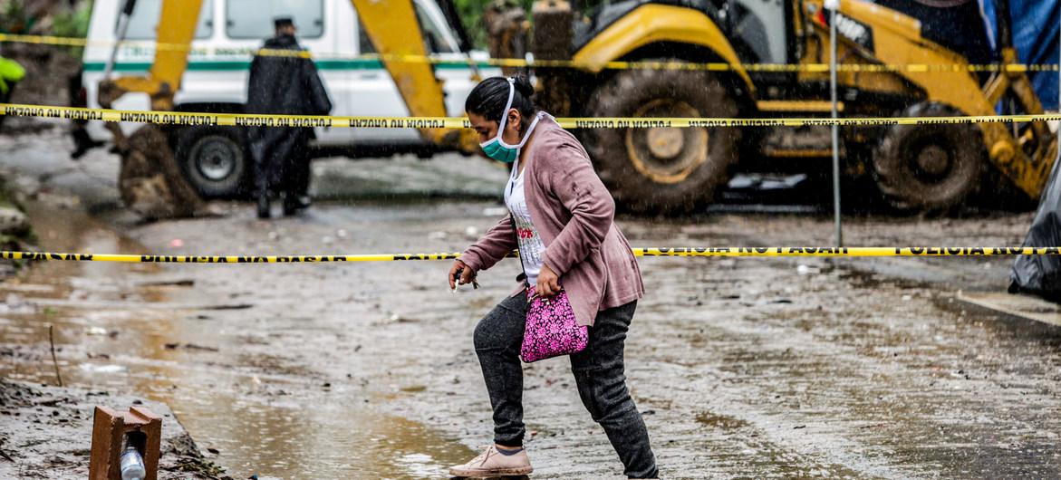 AMÉRICA LATINA ENFRENTA COMBINACIÓN MORTAL DE COVID, POBREZA Y DESIGUALDAD: ONU