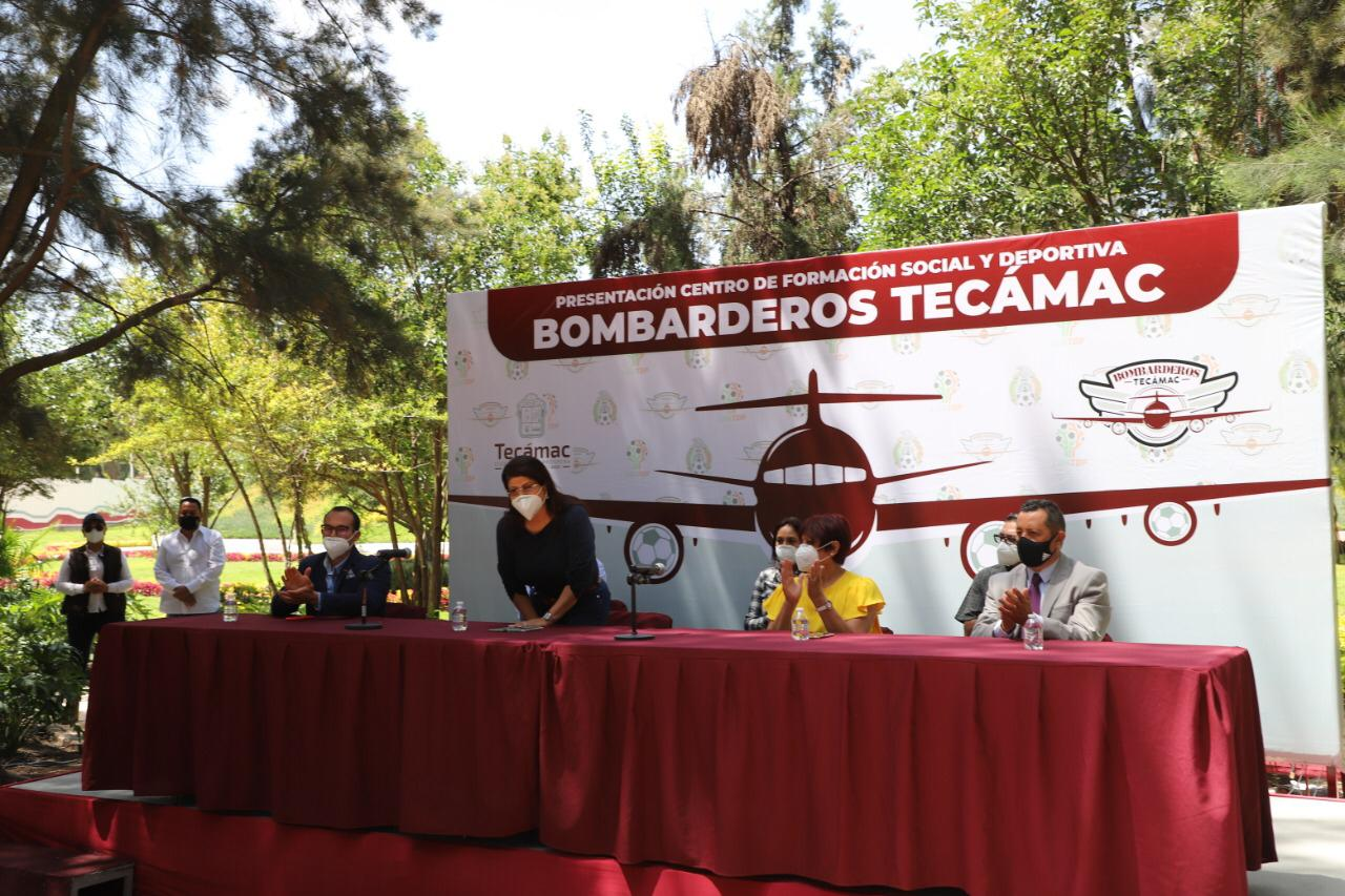 BUSCAN FUTBOLISTAS PARA TERCERA DIVISIÓN EN TECÁMAC