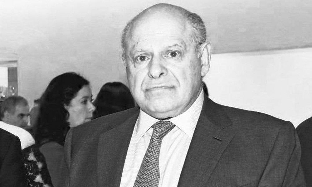 EL EMPRESARIO, JOSÉ KURI HARFUSH, MURIÓ ESTE DOMINGO A LOS 71 AÑOS