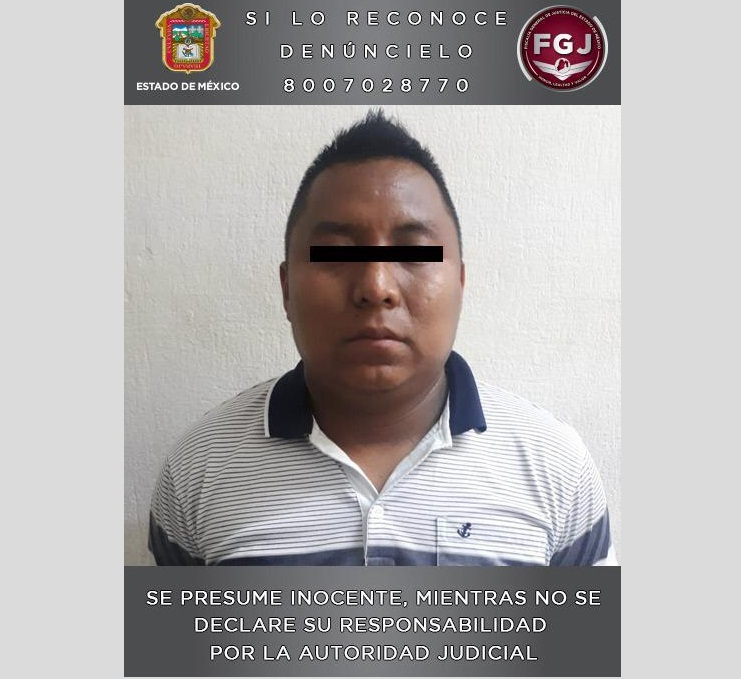 INICIAN PROCESO LEGAL CONTRA PROBABLE ASALTANTE DE TRANSEÚNTE