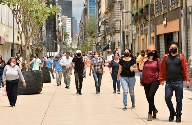 MÉXICO REBASA LOS 556 MIL CASOS CONFIRMADOS DE COVID-19