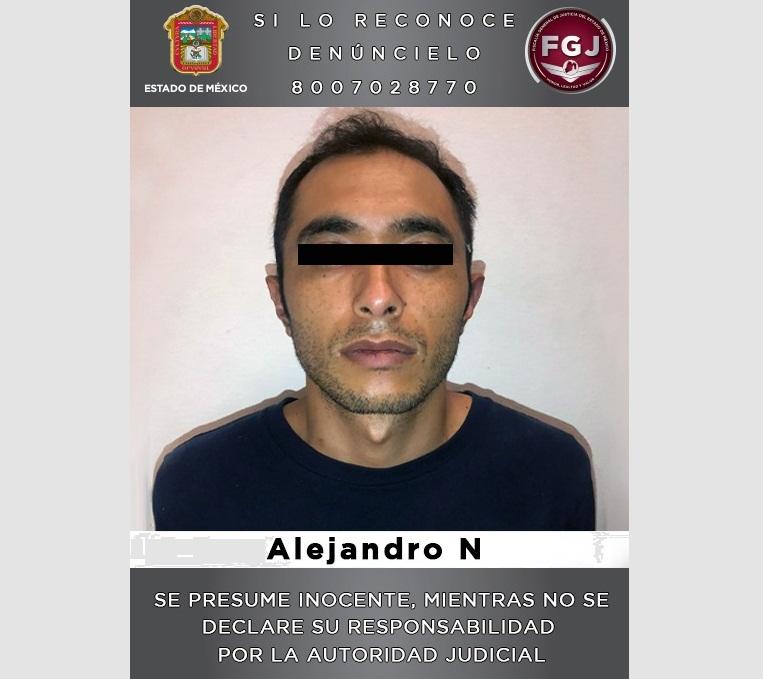 VINCULAN A PROCESO A SUJETO INVOLUCRADO EN EL HOMICIDIO DE 5 MUJERES EN NICOLÁS ROMERO