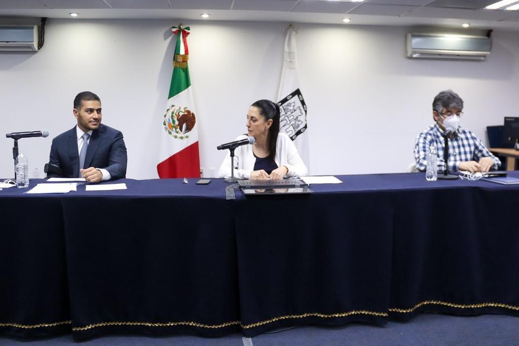 REAPARECE GARCÍA HARFUCH TRAS SUFRIR UN ATENTADO EL 26 DE JUNIO