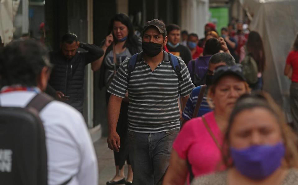 MÉXICO SUMA 434 MIL 193 CONTAGIOS DE COVID-19 Y 47 MIL 472 MUERTES