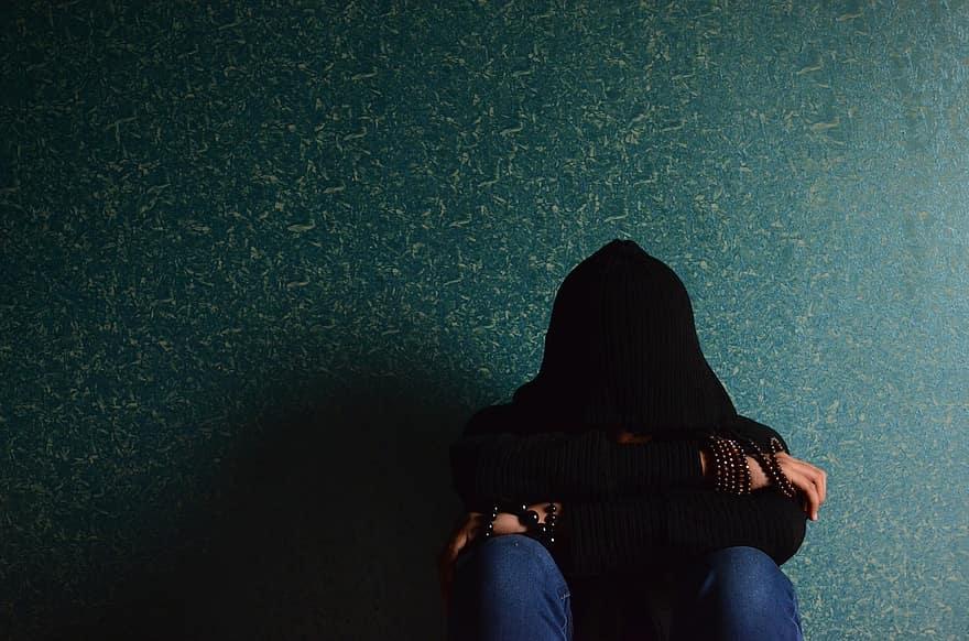 ANTE COVID-19, PODRÍAN AUMENTAR CASOS DE DEPRESIÓN Y CONSUMO DE DROGAS
