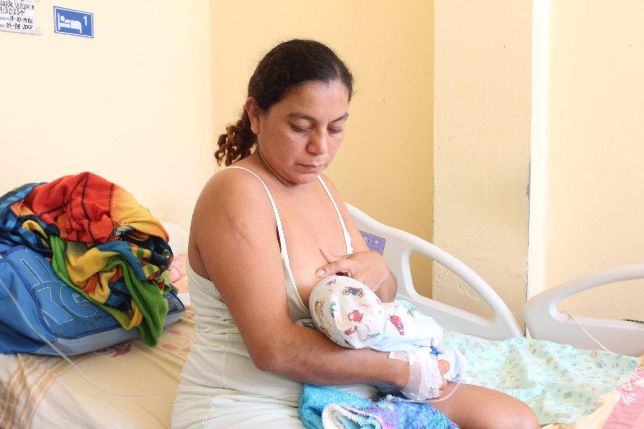 7 DE CADA 10 NIÑOS NO RECIBE LACTANCIA MATERNA: UNICEF