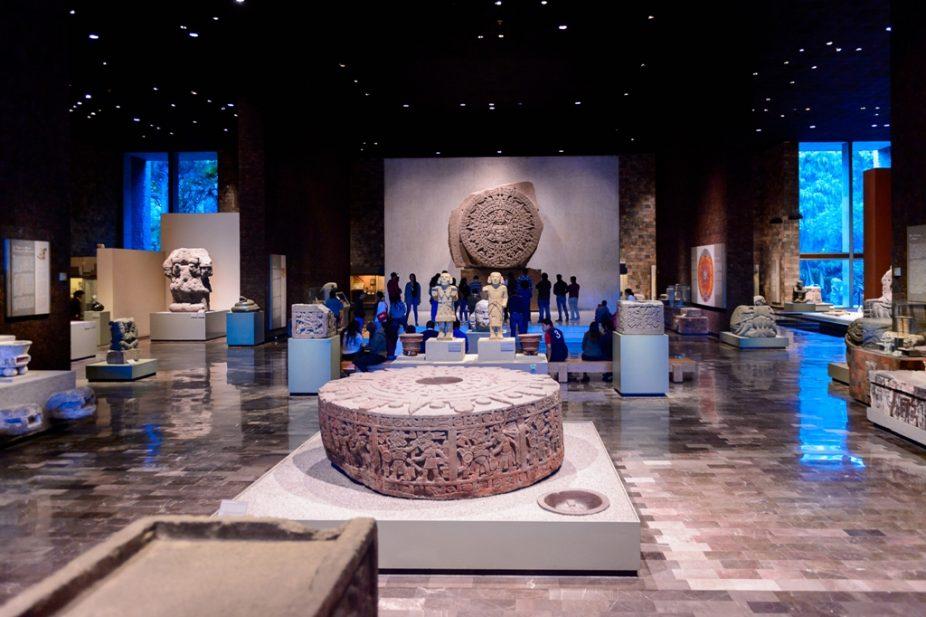 A PARTIR DEL LUNES VOLVERÁN A CERRAR LOS MUSEOS EN LA CDMX POR COVID-19