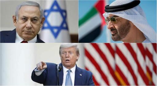 EU REALIZA ACUERDO DE PAZ CON ISRAEL Y EMIRATOS ÁRABES UNIDOS