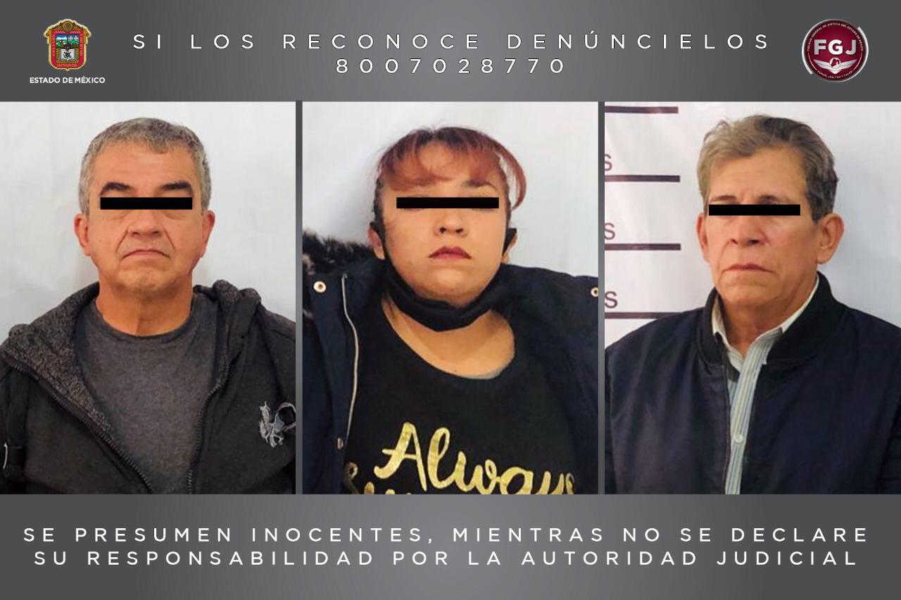 INGRESAN AL PENAL A TRES PERSONAS INVOLUCRADAS EN ROBOS A TIENDA DEPARTAMENTAL