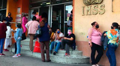 MÉXICO REGISTRA 56 MIL 543 DECESOS DE COVID-19