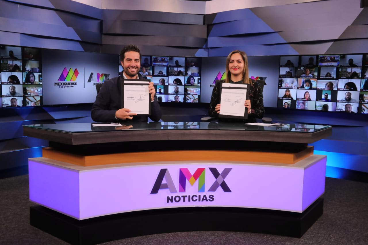 """TELEVISIÓN MEXIQUENSE Y SECRETARÍA DE TURISMO PRESENTAN LA SERIE """"EXPERIENCIA EDOMÉX"""""""