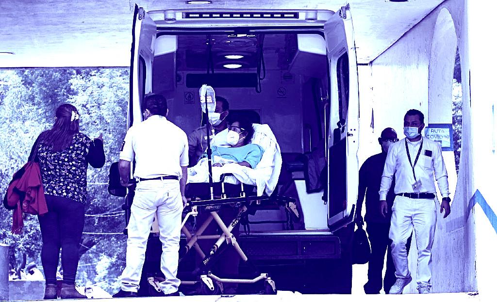 LA MAGNITUD DE LA EPIDEMIA DE COVID-19 EN MÉXICO ESTÁ SUBESTIMADA: OMS