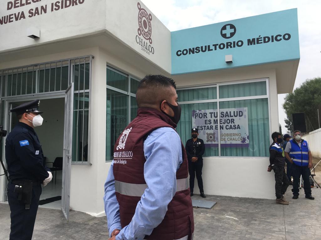 HABILITA CHALCO CENTROS DE ATENCIÓN SOCIAL CON SERVICIOS MÉDICOS GRATUITOS