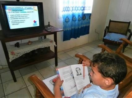 LA SEP DA A CONOCER LOS HORARIOS DE CLASES PARA SECUNDARIA POR TV