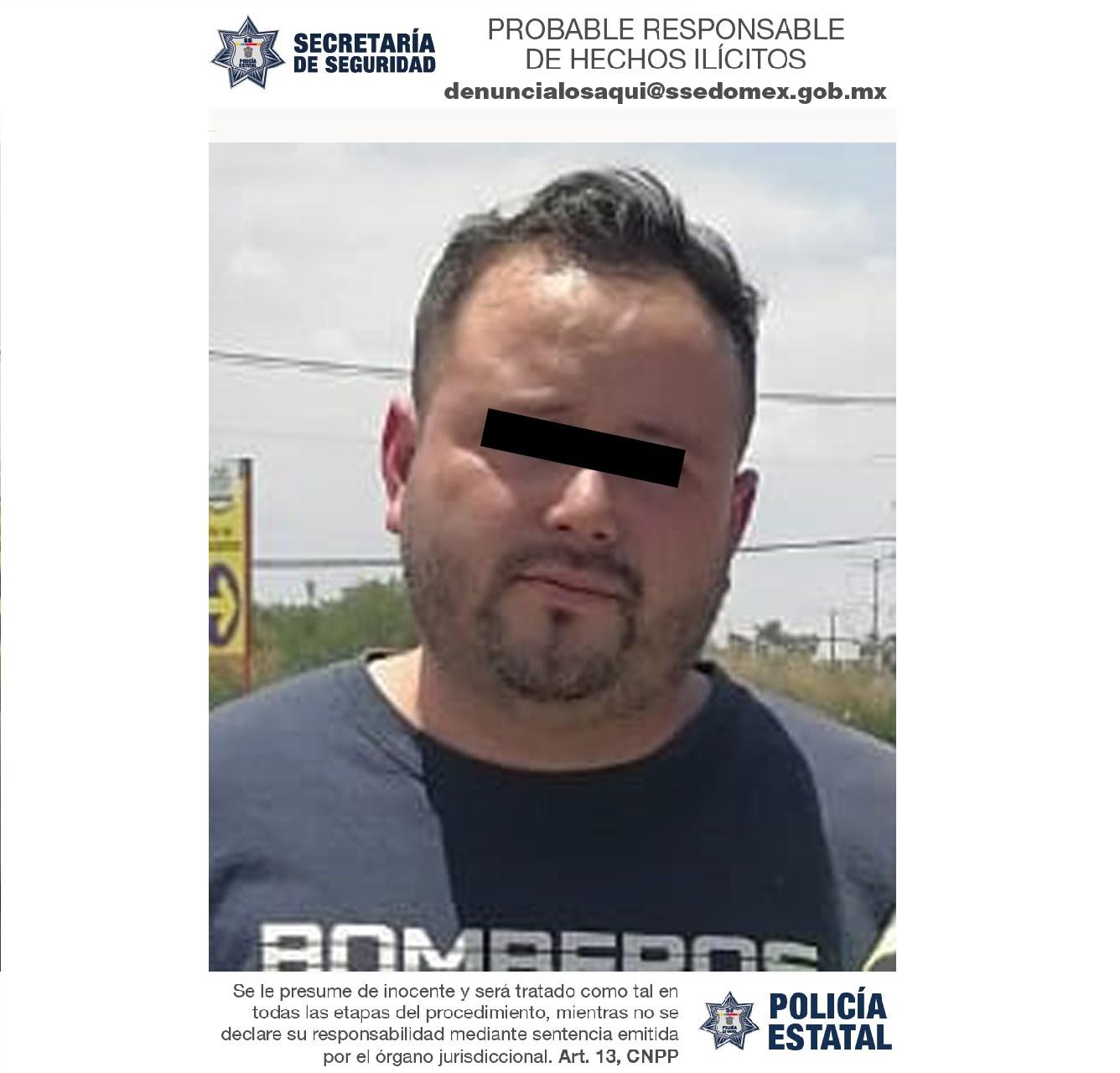 DETIENEN A EMPLEADO DE UNA EMPRESA DE PINTURAS POR EL ROBO DE MERCANCÍA