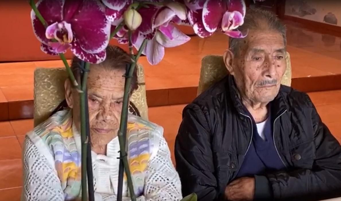 VIDEO: ELLOS SON LOS ABUELOS MÁS LONGEVOS DE NEXTLALPAN