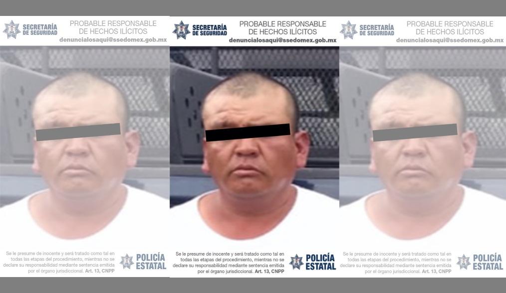 POLICÍAS DE LA SS DETIENEN A UN POSIBLE IMPLICADO EN EL DELITO DE EXTORSIÓN