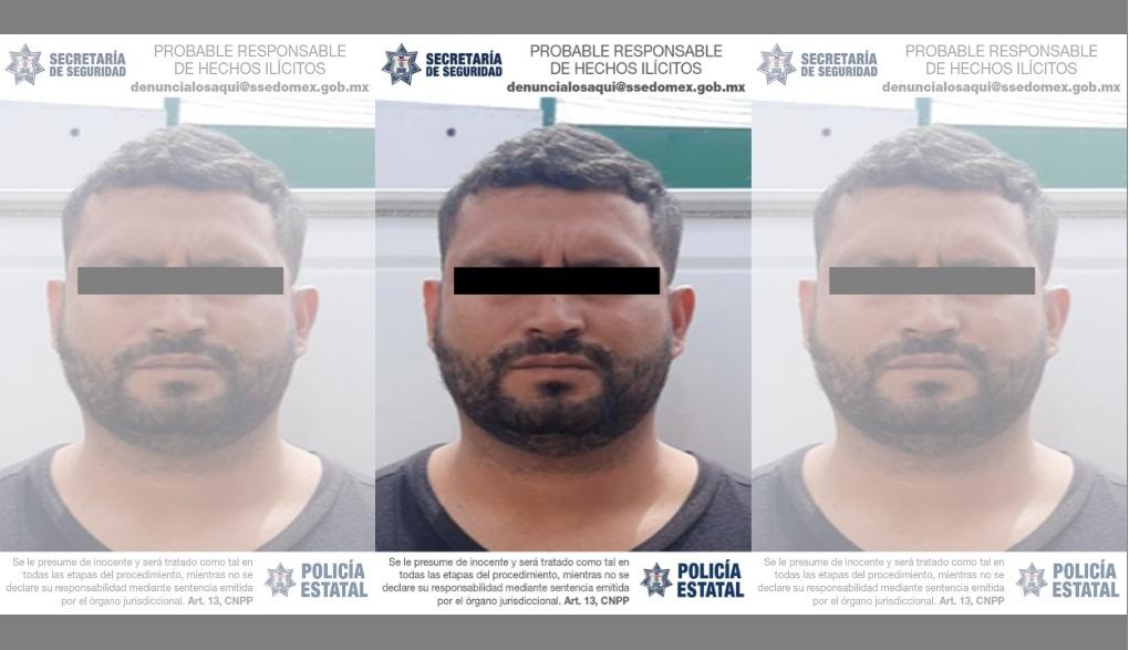 DETIENEN A UN PROBABLE IMPLICADO EN EL DELITO DE PORTACIÓN ILEGAL DE ARMA DE FUEGO