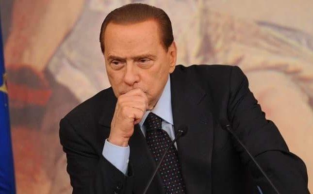 EXPRESIDENTE DE ITALIA, SILVIO BERLUSCONI, ES HOSPITALIZADO POR CORONAVIRUS