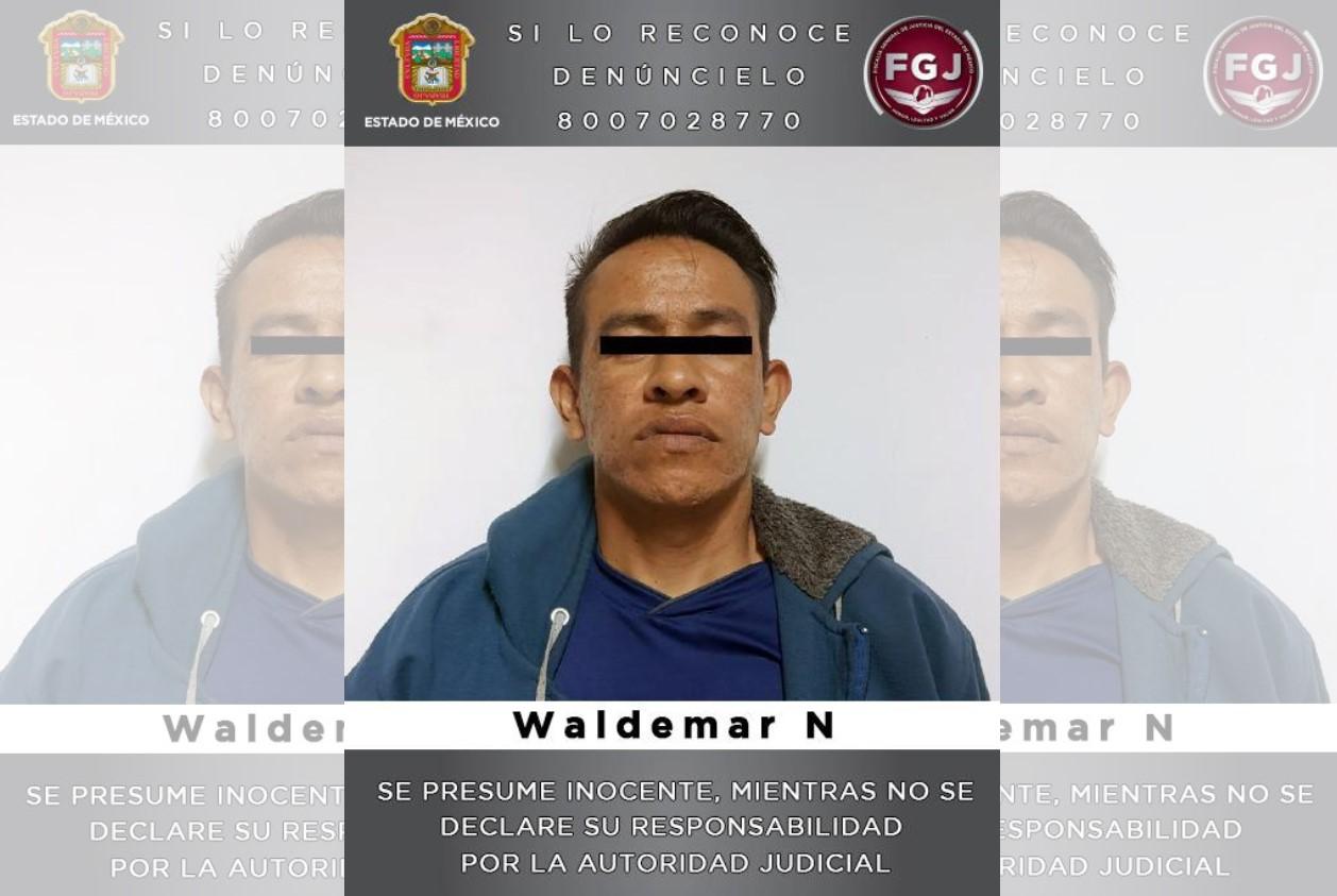 APREHENDEN A SUJETO INVESTIGADO POR EL HOMICIDIO DE DOS INTEGRANTES DE LA FGJEM