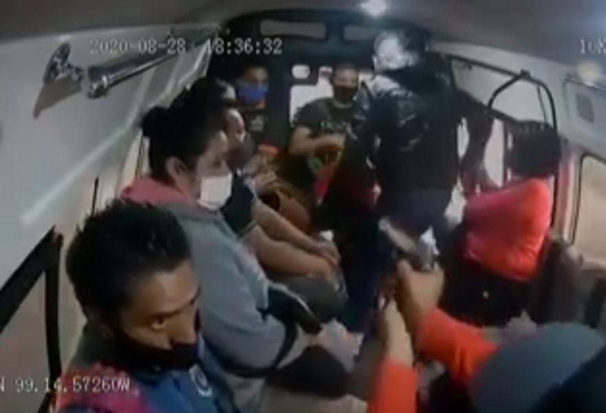 DETIENEN A UNO MÁS POR MUERTE DE PASAJERO DURANTE ASALTO EN NAUCALPAN