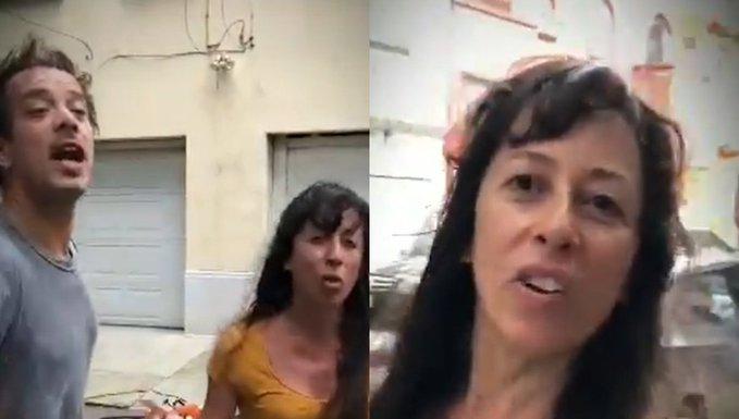 """""""INDIA HORRIBLE"""": PAREJA INSULTA A MUJER EN EL HIPÓDROMO CONDESA Y NACE #LADYARGENTINA"""