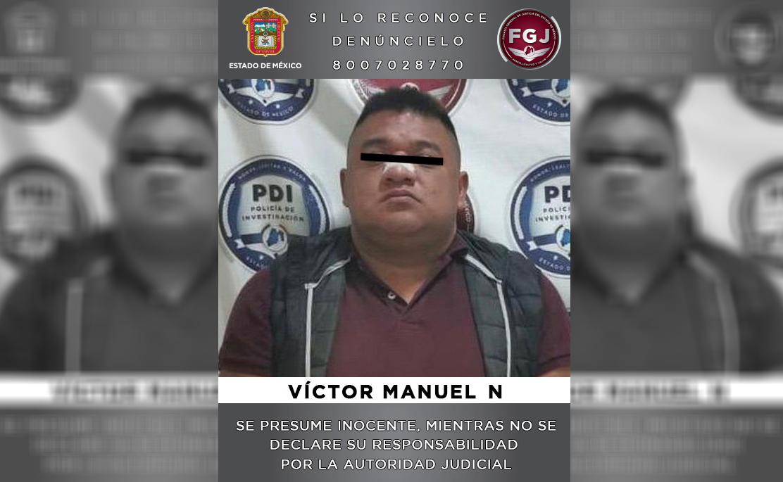 VINCULADO A PROCESO POR ROBO Y HOMICIDIO CONTRA USUARIO DEL TRANSPORTE PÚBLICO