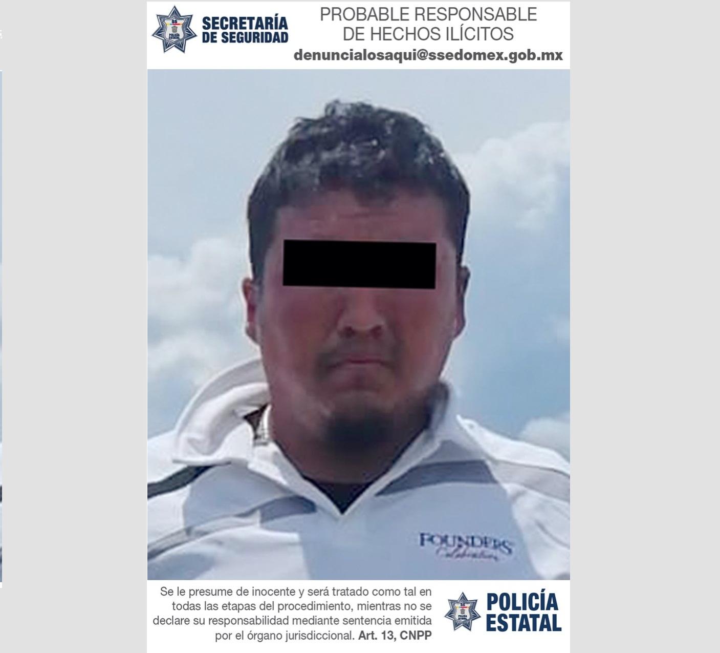 DETIENEN A SUJETO POR LOS DELITOS DE ROBO DE HIDROCARBURO Y CONTRA LA SALUD