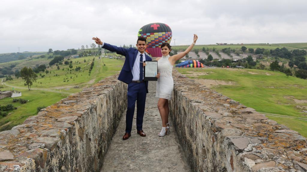 EDOMÉX PROMUEVE TURISMO DE ROMANCE PARA LA REACTIVACIÓN ECONÓMICA