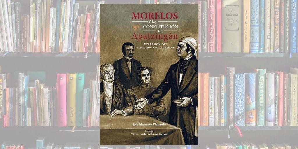 INVITA CEAPE A CONSULTAR Y DESCARGAR LIBRO SOBRE MORELOS Y LA CONSTITUCIÓN DE APATZINGÁN