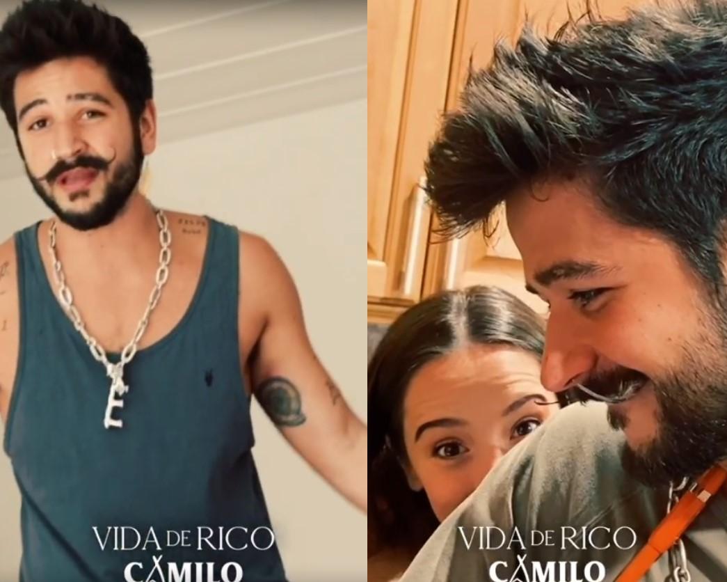 """CAMILO ESTRENA SU NUEVO SENCILLO """"VIDA DE RICO"""""""