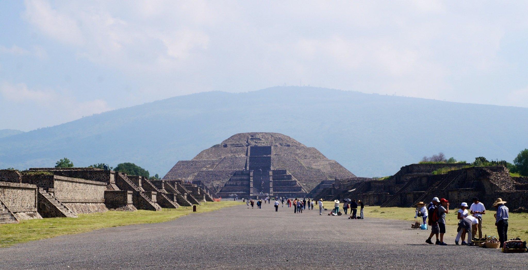 ENCUENTRAN POSIBLE SIGNIFICADO DE ESCRITURA EN TEOTIHUACÁN
