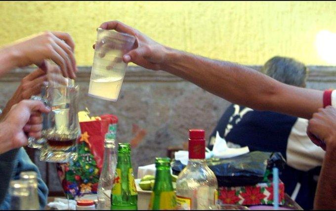 EN CDMX AUMENTA 35.8% CONSUMO DE ALCOHOL POR COVID-19