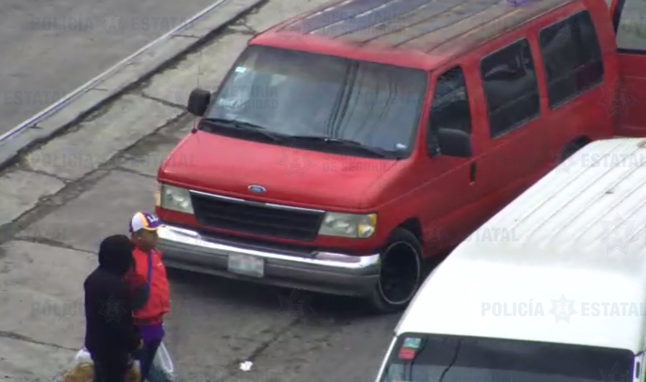 RECUPERAN VEHÍCULO CON REPORTE DE ROBO EN LA PAZ MEDIANTE RASTREO POR EL C5