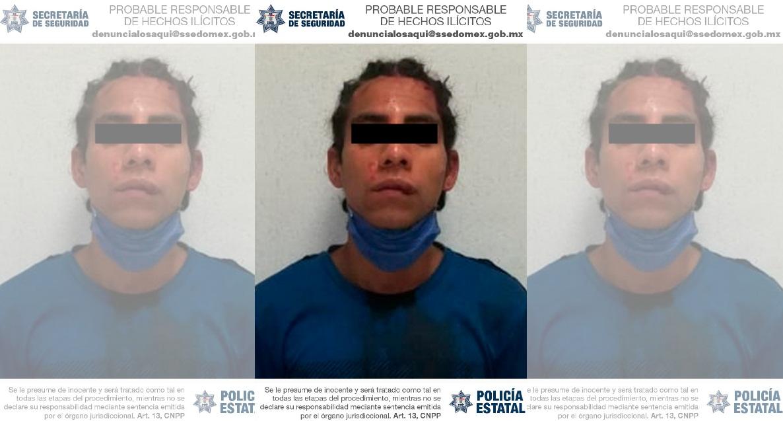 APREHENDEN A UN PROBABLE IMPLICADO EN EL DELITO DE ROBO CON VIOLENCIA