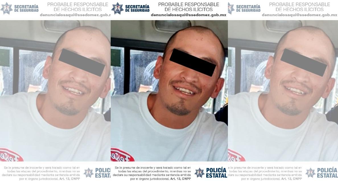 PRESUNTO INTEGRANTE DE UNA ORGANIZACIÓN DELICTIVA DEDICADA AL ROBO DE TIENDAS DE CONVENIENCIA ES DETENIDO