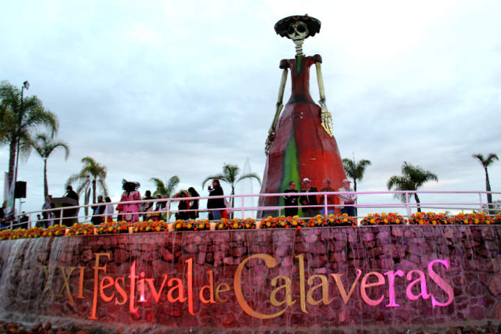 CANCELAN EL TRADICIONAL FESTIVAL DE CALAVERAS EN AGUASCALIENTES