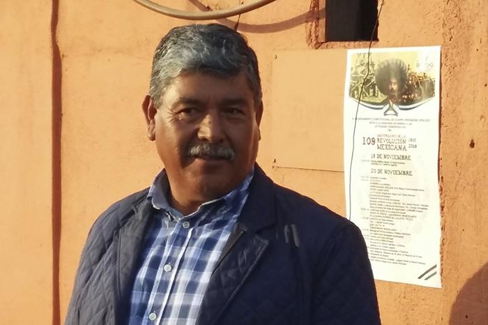MUERE ALCALE DE OCAMPO, MICHOACÁN POR COVID-19