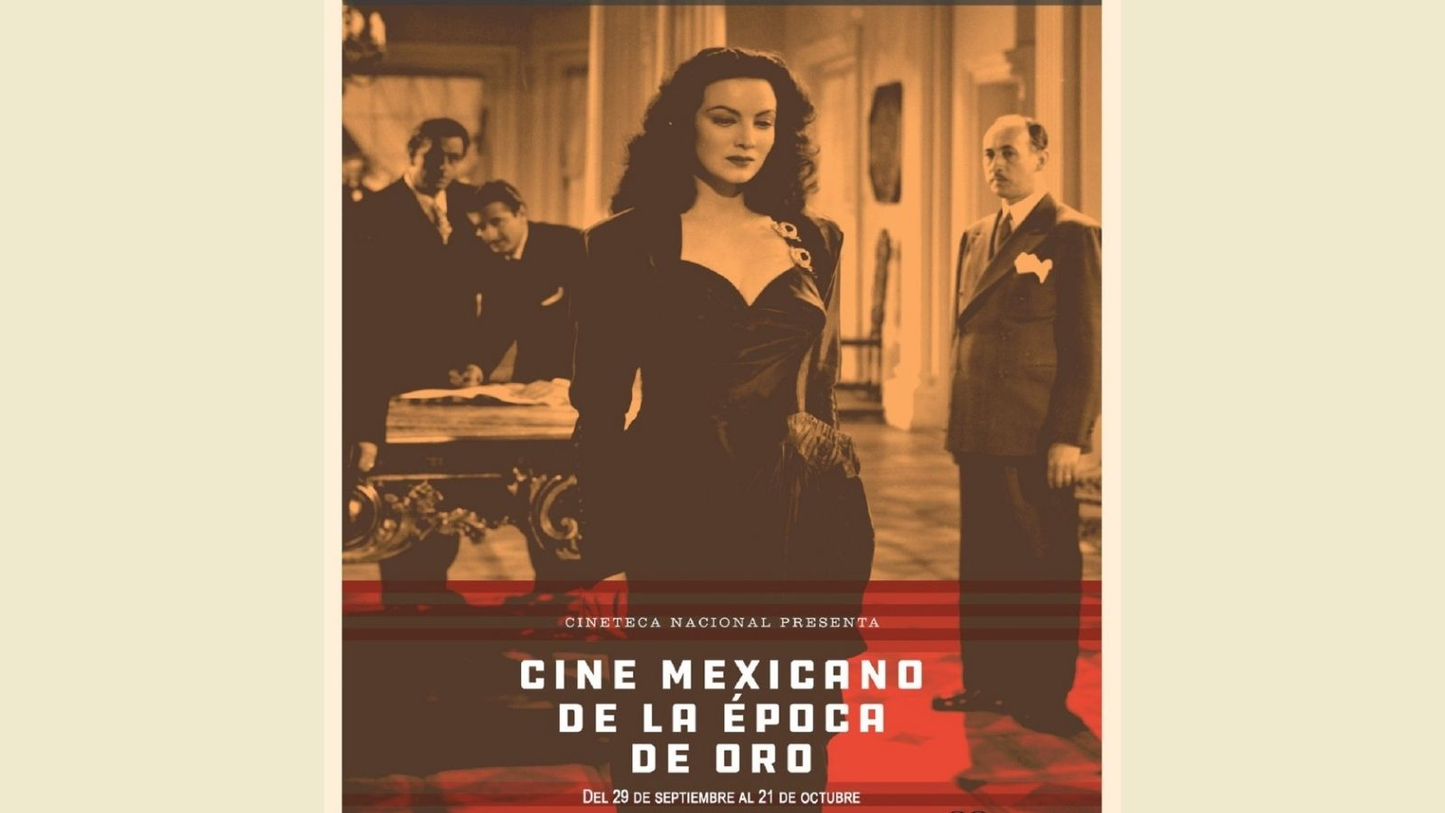 REVIVE CINETECA MEXIQUENSE ÉPOCA DE ORO DEL CINE MEXICANO