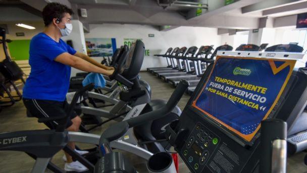 GIMNASIOS Y CENTROS DEPORTIVOS  AMPLÍAN SU HORARIO DE SERVICIO