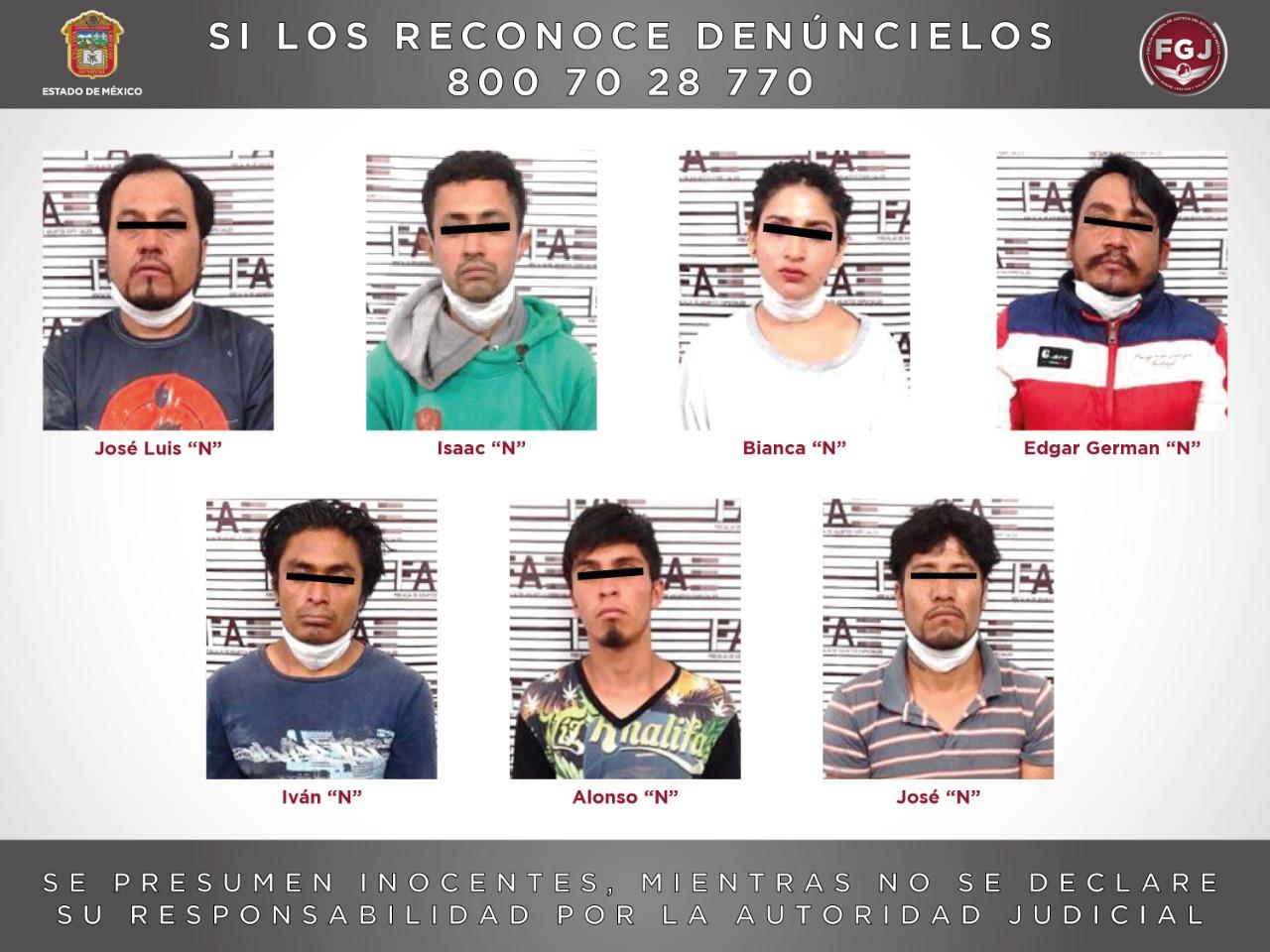 DESARTICULAN CÉLULA DE LA FAMILIA MICHOACANA, INVESTIGADA EN VARIOS HOMICIDIOS